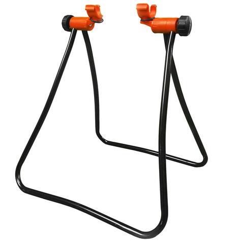 Ibera Bike Easy Steel Adjustable Height Utility Bicycle Floor Stand