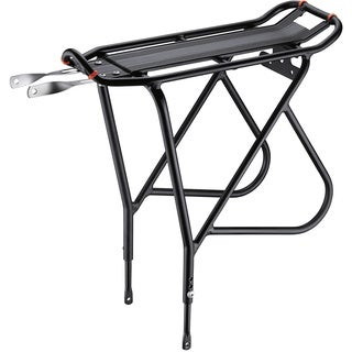 Ibera Bike PakRak Touring Carrier Plus+ Rack, Height Adjustable, For 26-29 inch Frames