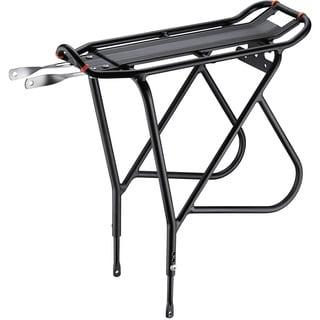 Ibera Bike PakRak Touring Carrier Plus+ Rack, Height Adjustable, For 26-29 inch Frames