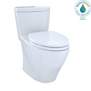 TOTO 'MS654114MF-01' Cotton White Elongated Toilet