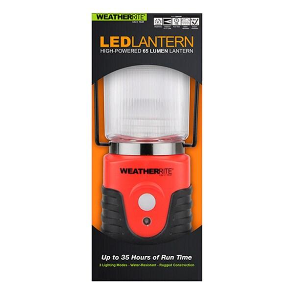 Nebo Tools Weatherrite 65 Lumen Lantern