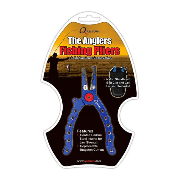 Quarrow Fishing 'The Angler' Fishing Pliers