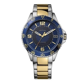 Tommy Hilfiger Men's Kiefer 1790839 Blue Dial Watch