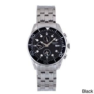 Rudiger Men's Chemnitz Luminous Chronograph Date Watch