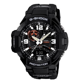 Casio G-Shock Men's Aviation Series Black Watch