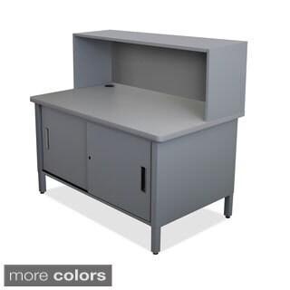 Marvel Mailroom Utility Riser Table Storage Cabinet