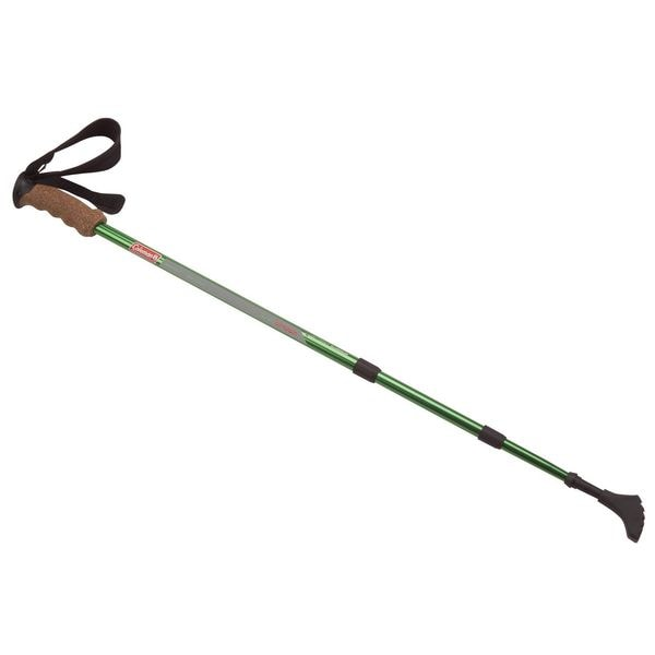 Coleman Black/ Tan Trekking Pole