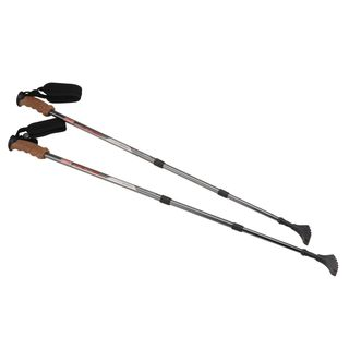 Coleman Tan/ Black Trekking Pole Pair