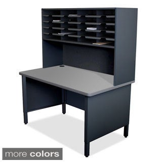 Marvel 20-slot Riser Mailroom Organizer Cabinet