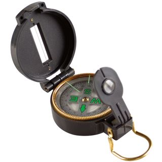 Coleman Lensatic Compass