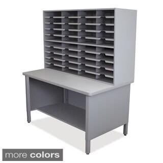 Marvel 40-slot Storage Shelf Mailroom Organizer (3 options available)