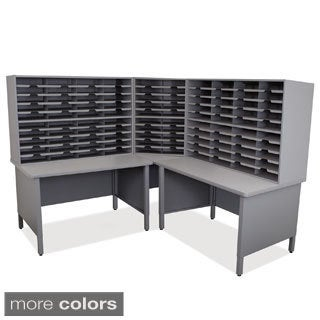 Marvel 100-slot Corner Mailroom Organizer