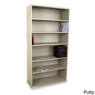 Heavy Duty 6-shelf Shelving Unit (Option: Off-White)