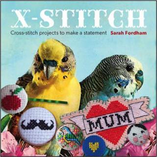 Guild Of Master Craftsman Books - X-Stitch