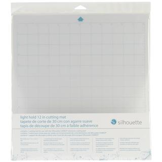 Silhouette Cameo Light Tack Cutting Mat - 12 X12