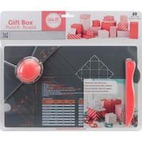 Gift Box Punch Board -
