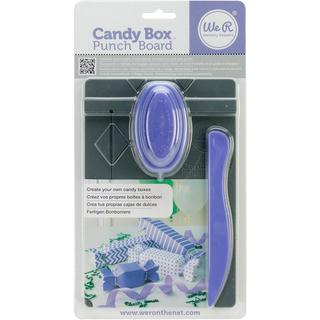 Candy Box Punch Board -
