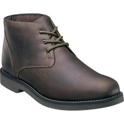 Men's Nunn Bush Woodbury Brown Smooth Leather