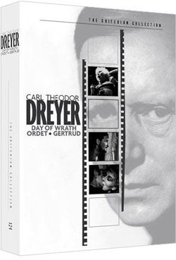 Carl Theodor Dreyer Collection Box Set - Criterion Collection (DVD)