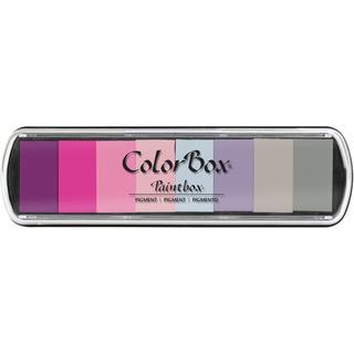 ColorBox Pigment Paintbox Option Pad 8 Colors - Love
