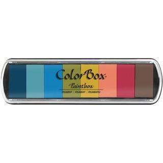 ColorBox Pigment Paintbox Option Pad 8 Colors - Taos