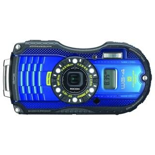 Pentax WG-4 16 Megapixel Compact Camera - Blue