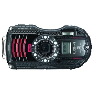 Pentax WG-4 16 Megapixel Compact Camera - Black
