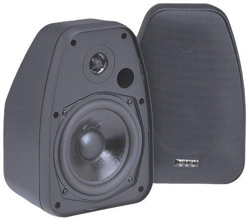 BIC America ADDV52SIB Indoor/ Outdoor Speakers (Pair)