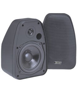 BIC America ADDV52SIB Indoor/ Outdoor Speakers (Pair)