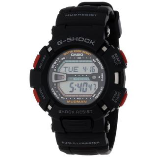 Casio Men's G-Shock Black Digital Watch