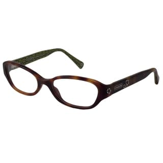 Coach Readers Women's Delaney Rectangular Reading Glasses