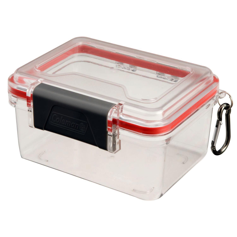 Coleman Clear Medium Watertight Storage Container (Medium...