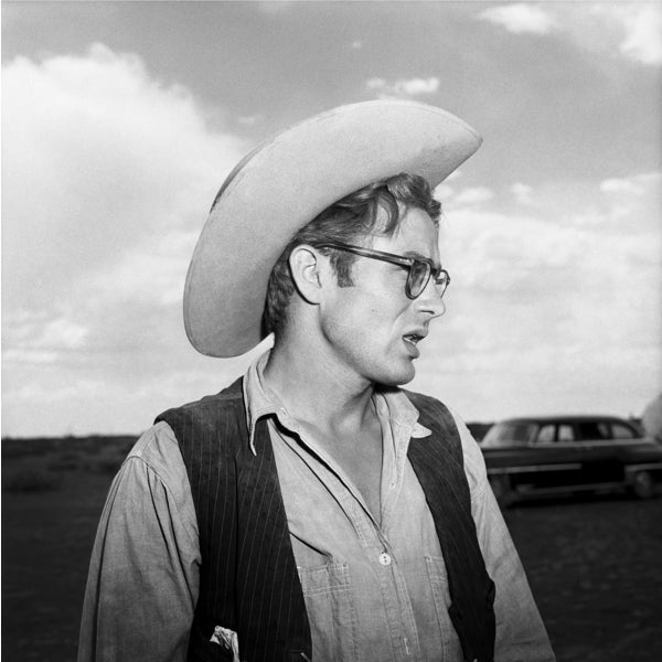 Shop James Dean Right Side Profile in Cowboy Hat Set of  Giant  1955 ... 44a07dfb2b0