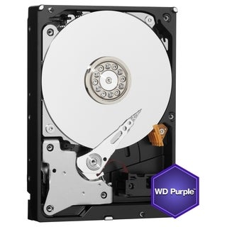 "WD Purple WD30PURX 3TB Surveillance 3.5"" Internal Hard Drive"