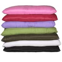 Colorful Down Alternative Body Pillow