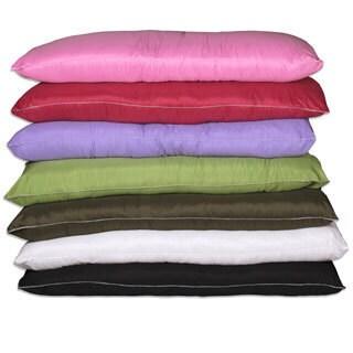 Colorful Down Alternative Body Pillow