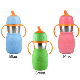 Kid Basix 11-ounce The Safe Sippy Cup