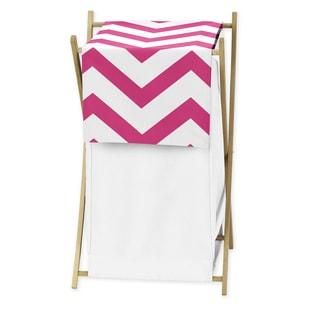 Sweet Jojo Designs Pink Chevron Hamper