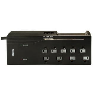 Coleman Cable 9-Outlets Surge Suppressors/Protector