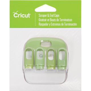 Cricut Scraper & End Caps - Green