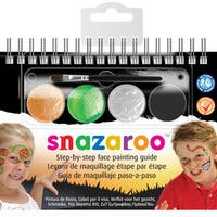 Snazaroo Step-By-Step Face Painting Kit - Halloween