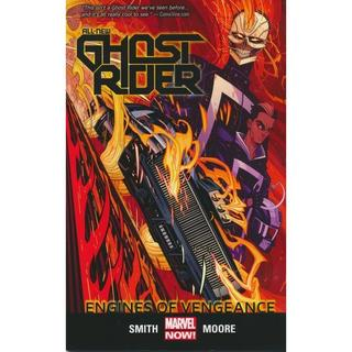 All-new Ghost Rider 1: Engines of Vengeance Marvel Now (Paperback)