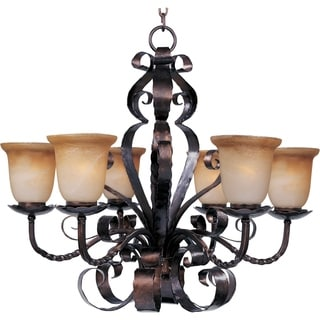 Maxim Aspen 6-light Oil Rubbed Bronze Chandelier