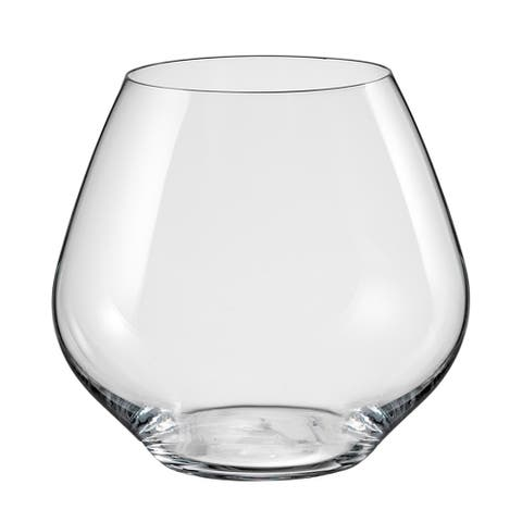 Saloma Stemless Red Wine Glass 19.5oz (Set of 6)