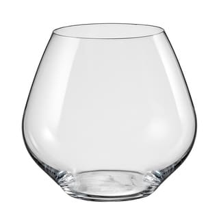 Red Vanilla Saloma Stemless White Wine Glasses (Set of 6)