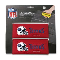 NFL Tennessee Titans Original Patented Luggage Spotter (Set of 2)