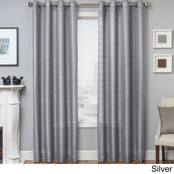 Bally Grommet Top Curtain Panel - 16098418 - Overstock.com Shopping ...