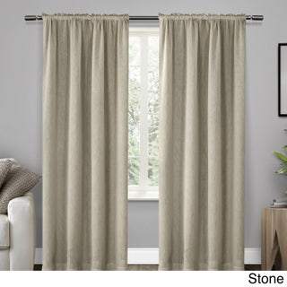 ATI Home Belgian Sheer Window Curtain Panel Pair with Rod Pocket (4 options available)