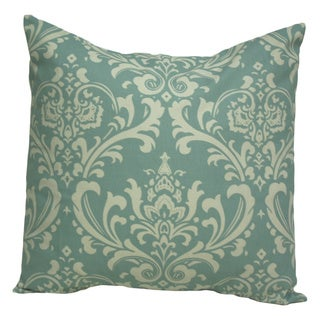 Taylor Marie Village Blue Damask Cushion Cover