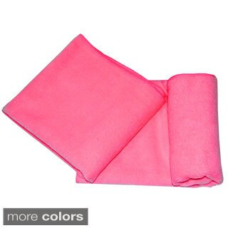 Khataland Equanimity Premium Microfiber Large Hand Towel (Pack of 2)